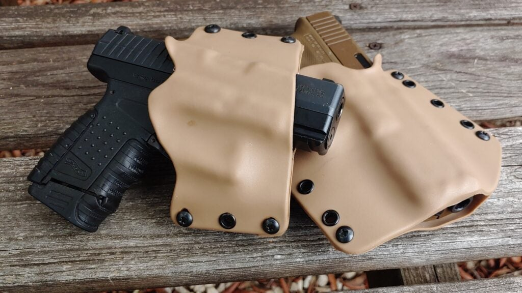 Phalanx Defense Systems Stealth Operator holsters