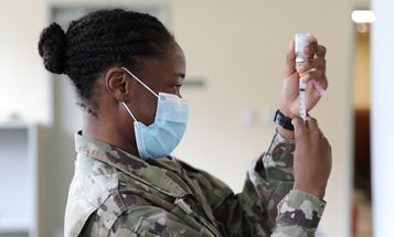 The Pentagon is making COVID-19 vaccines mandatory for US troops