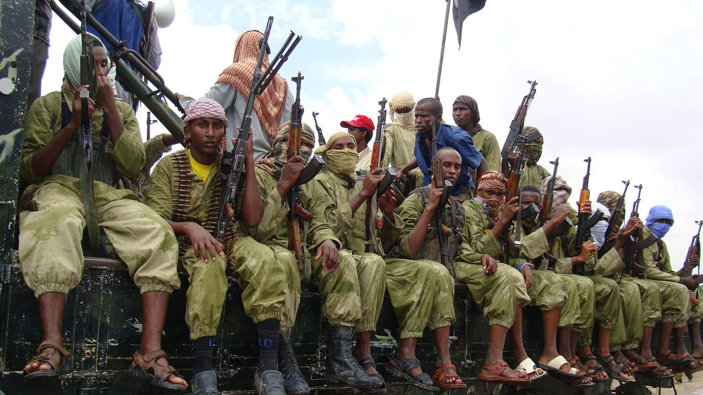 US launches first airstrike on target in Somalia since Biden became president