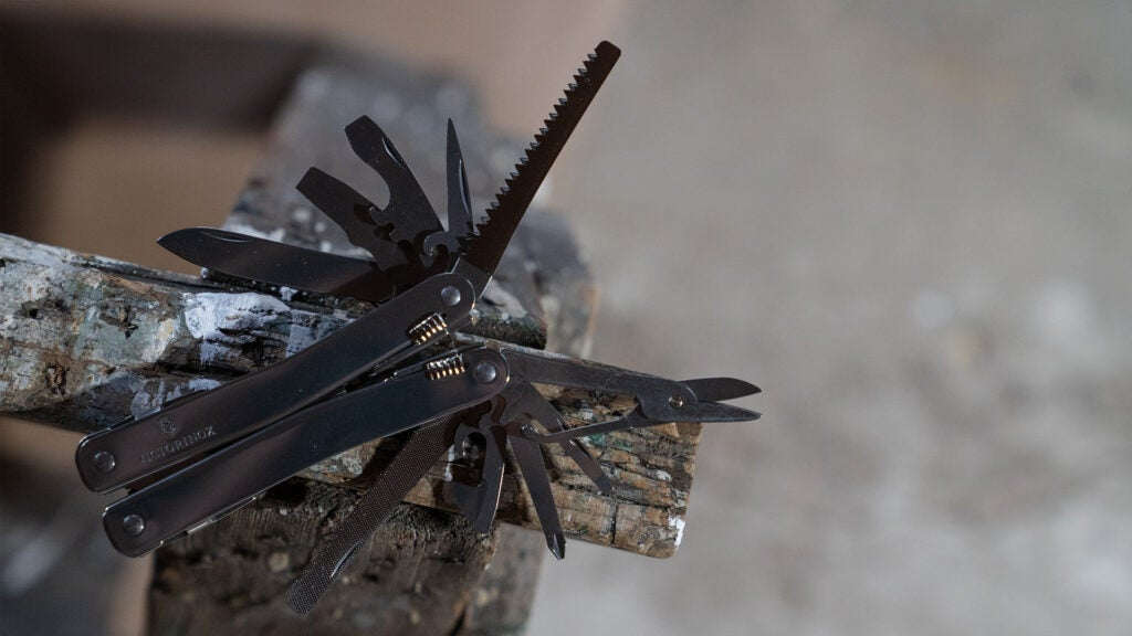 Review: the Victorinox SwissTool Spirit X is a multitool with manners