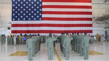 airforce topshot