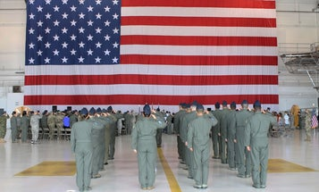 Air Force colonel tells crew they failed America because they nixed an unsafe training mission