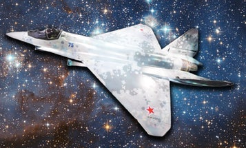No, Russia's new fighter jet can't fly at twice the speed of light