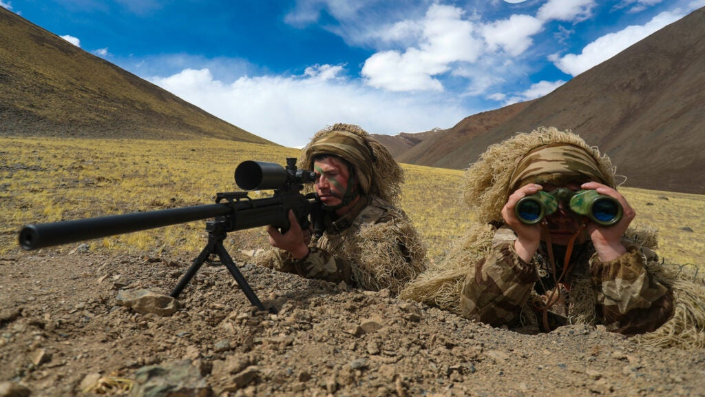 These Marines were the first to try a new infantry training range in SoCal with a million-dollar view