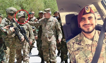 An Afghan interpreter who became an American soldier has one final mission: Saving his family