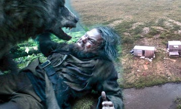 We salute the aircrew that rescued a man from a bear attack in a real-life version of 'The Revenant'