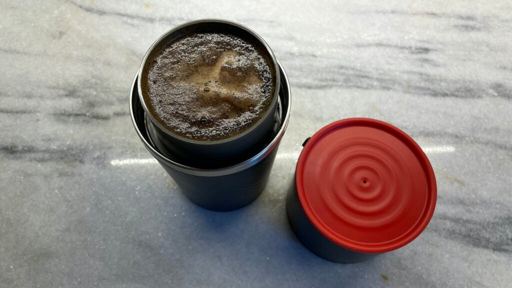 Review: Never be far from a great cup of Joe with the Cafflano Klassic coffee maker