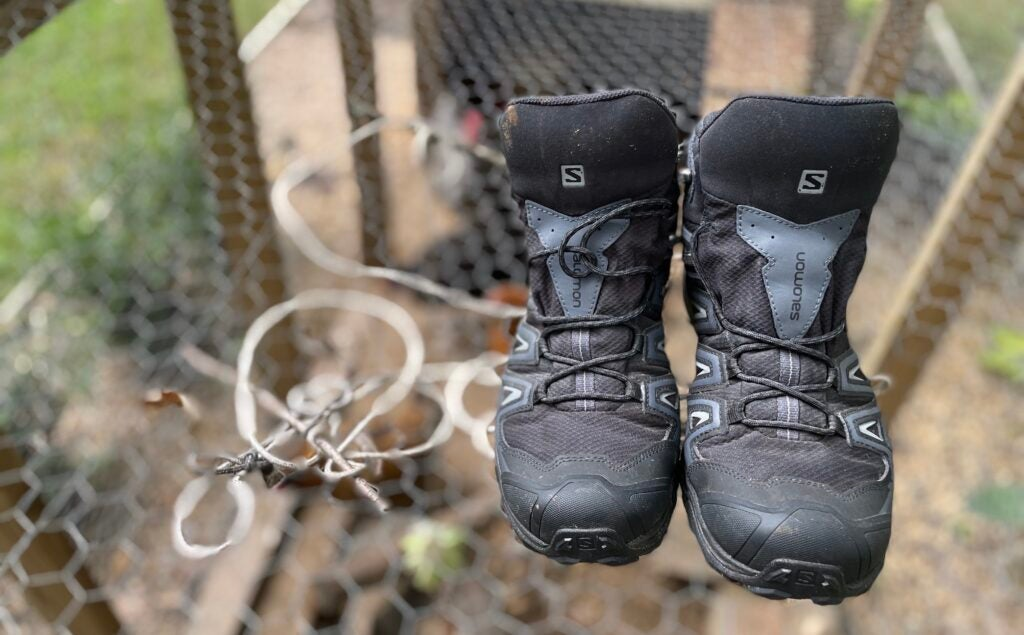 Review: Salomon's X Ultra 3 Mid Gore-Tex boots might just be our new lightweight favorite