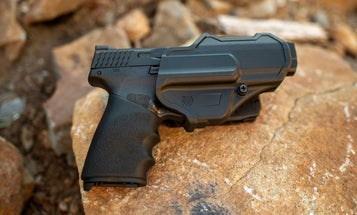 Review: Will the Blackhawk T-Series L2C holster retain your attention as well as your gun?