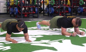 Marine Corps to eliminate crunches from its physical fitness test in favor of planks