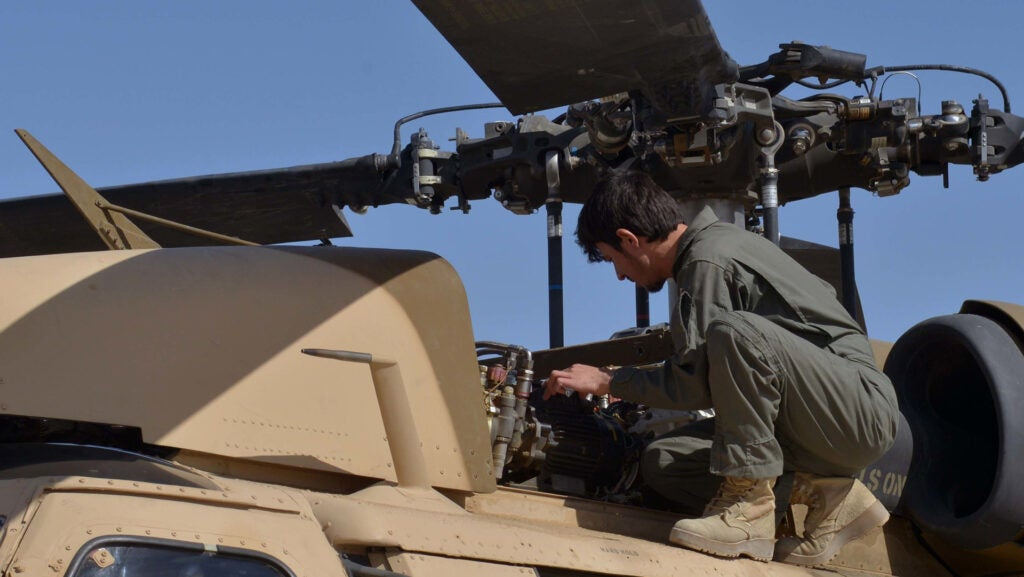 The predictable collapse of the Afghan Air Force is happening in real time