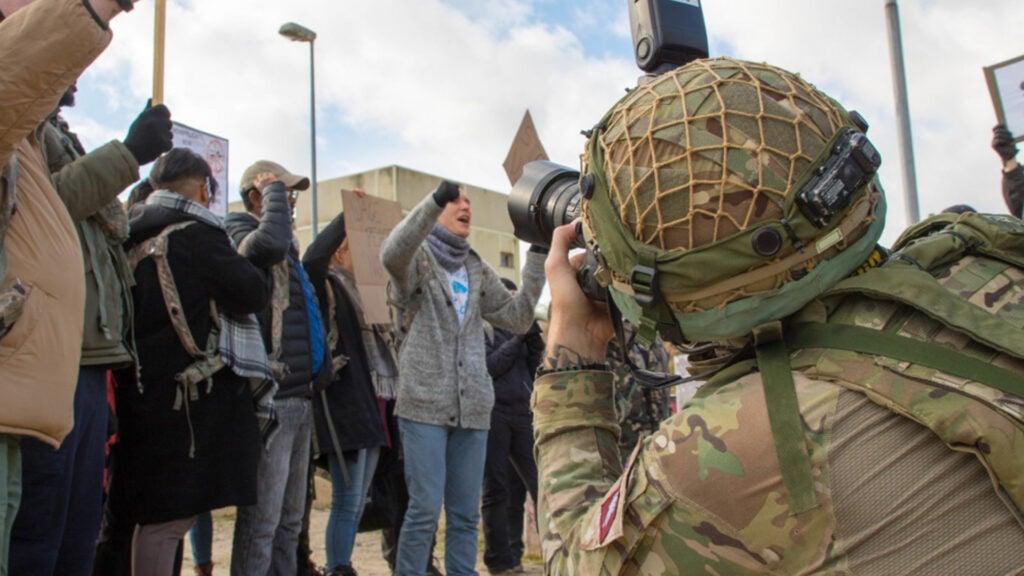 Air Force special operations' next big battlefield: Facebook