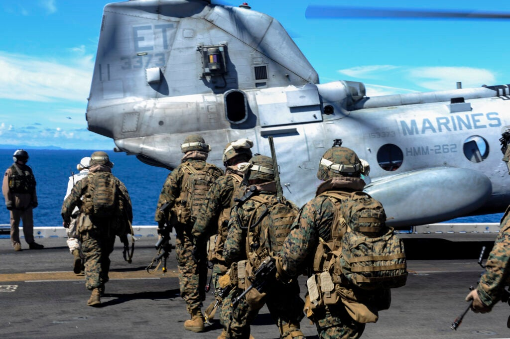 Navy charges sailor with starting the fire that destroyed USS Bonhomme Richard [Updated]