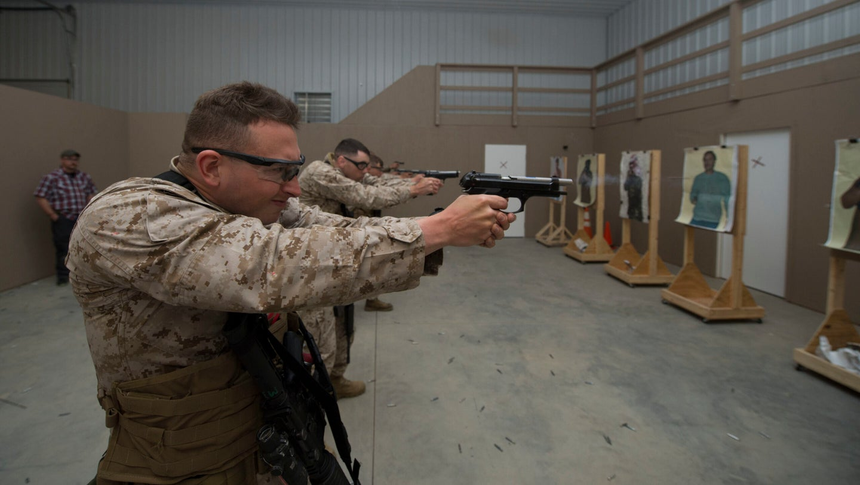 MSAU Tactical Training