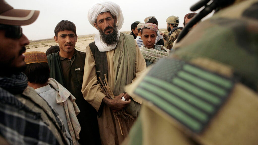 It's time to admit the US is abandoning Afghanistan