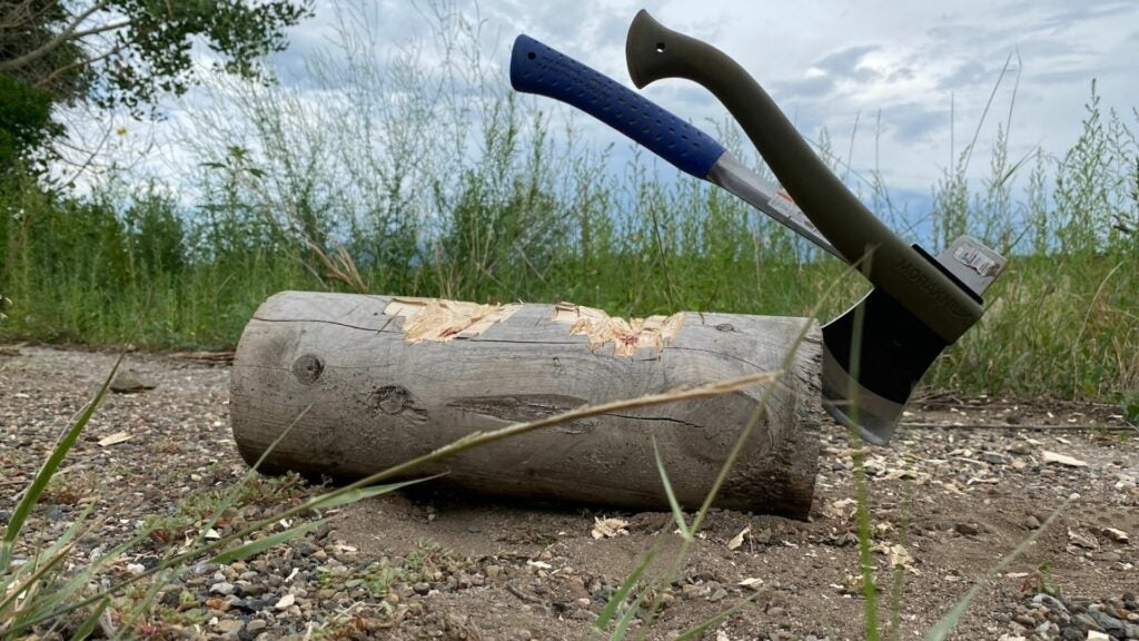 Morakniv camping axe