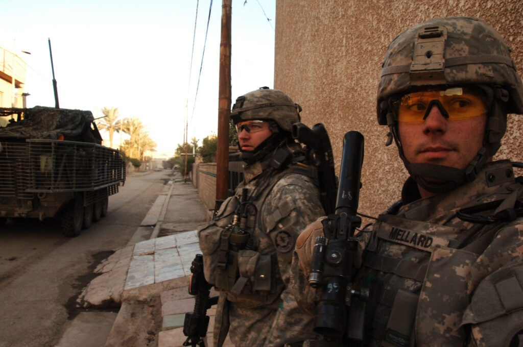 'You either went to war or you didn't' — How deployments divide the vet community
