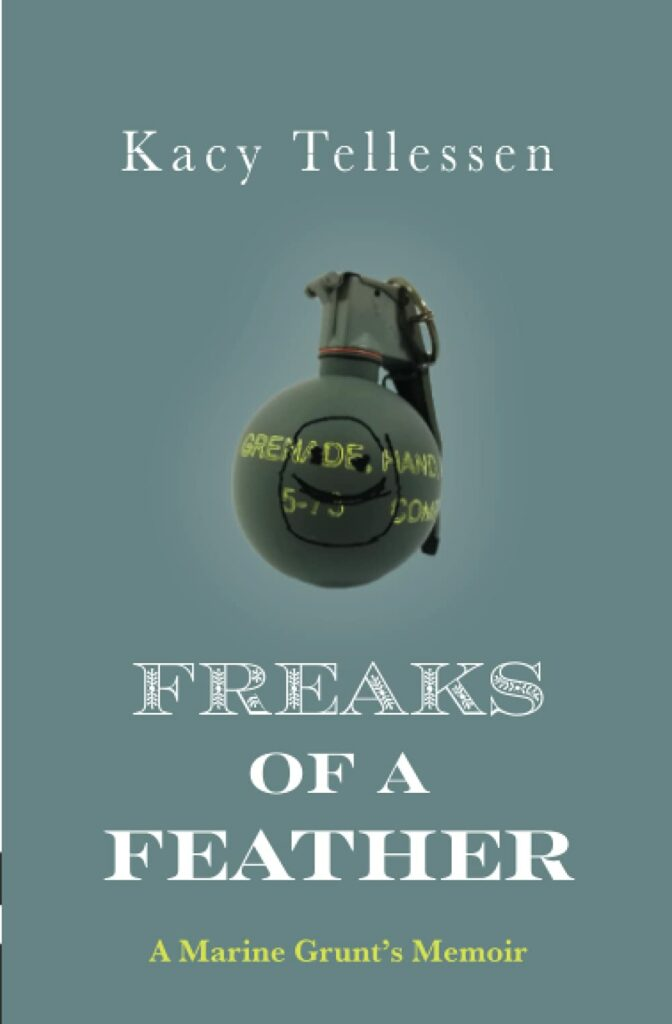 A Marine's new book is a 'deeply lyrical account' of infantry life in the Post 9/11 age