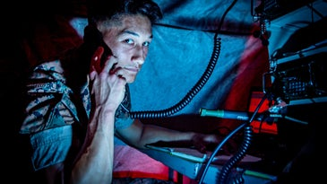 Cyber Fury 21 | Marines with 8th Comm. Bn. participated in Exercise Cyber Fury 21