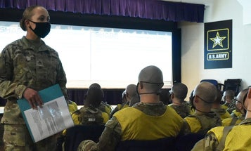 A small tweak to how the Army trains new soldiers is dramatically reducing sexual assault reports