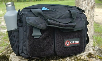 Review: Singing in the rain with the Orca Tactical Range Bag