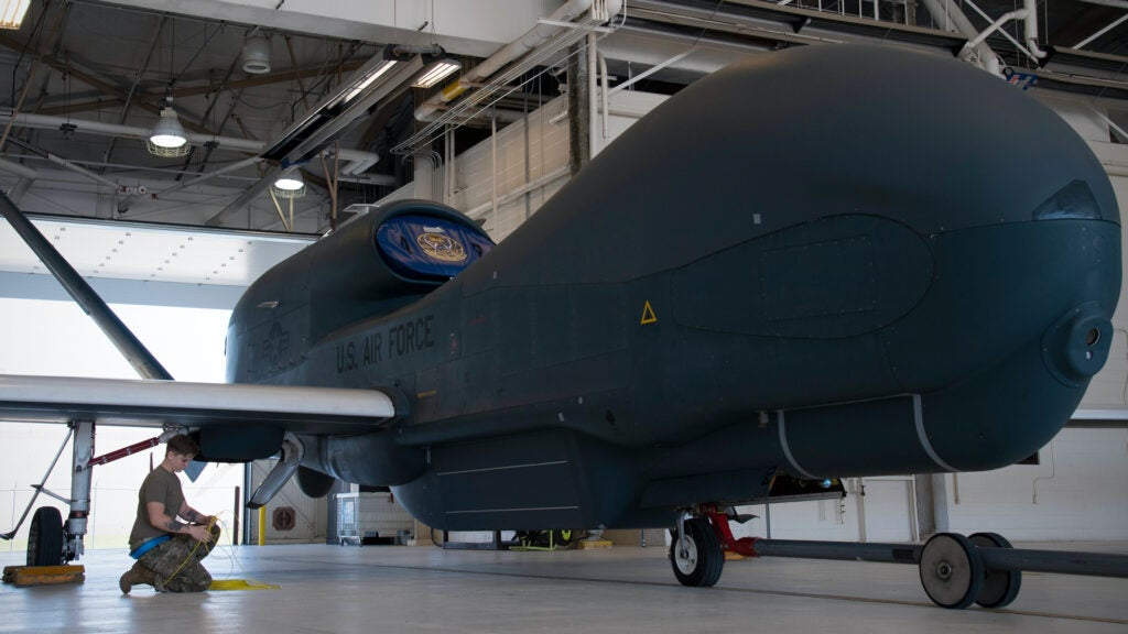 An Air Force drone more costly than an F-35 just fell out of the sky in North Dakota
