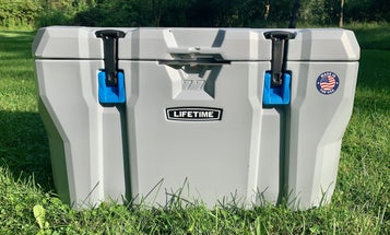 Review: Keep things chill with the Lifetime 77 Quart High Performance Cooler