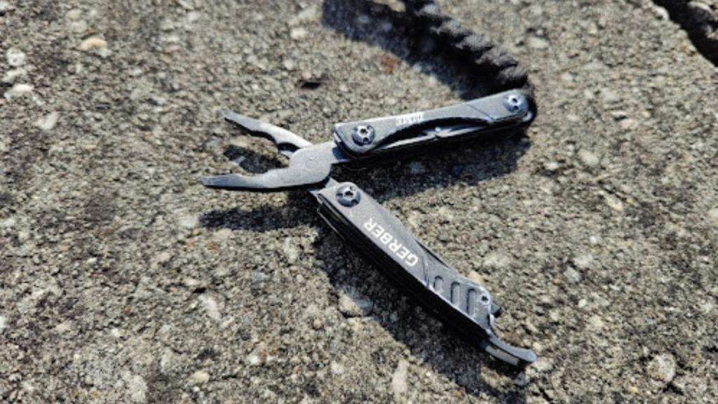 Gerber 30-000469 Dime Mini Multi-Tool