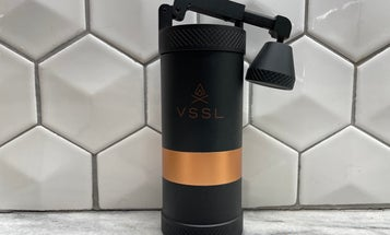 Review: You won't survive a nuclear war, but the VSSL Java coffee grinder might