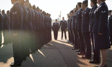 The Air Force ditched its pantyhose requirement and women are celebrating