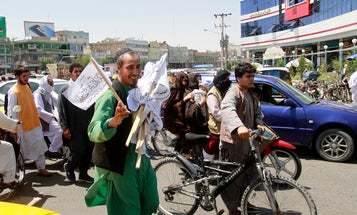 Taliban capture Kabul, marking final victory as Afghanistan collapses [Updated]