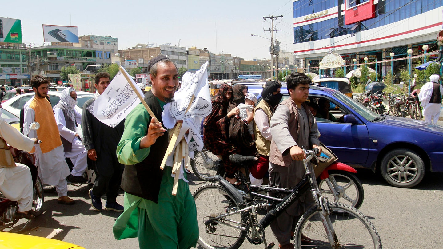 Taliban capture Kabul, marking final victory as Afghanistan collapses