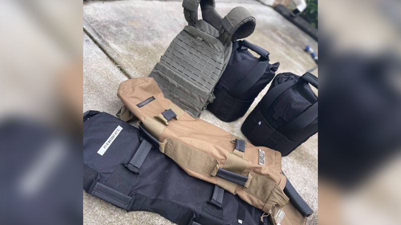 This is 5.11 Tactical's amazing new line of fitness gear