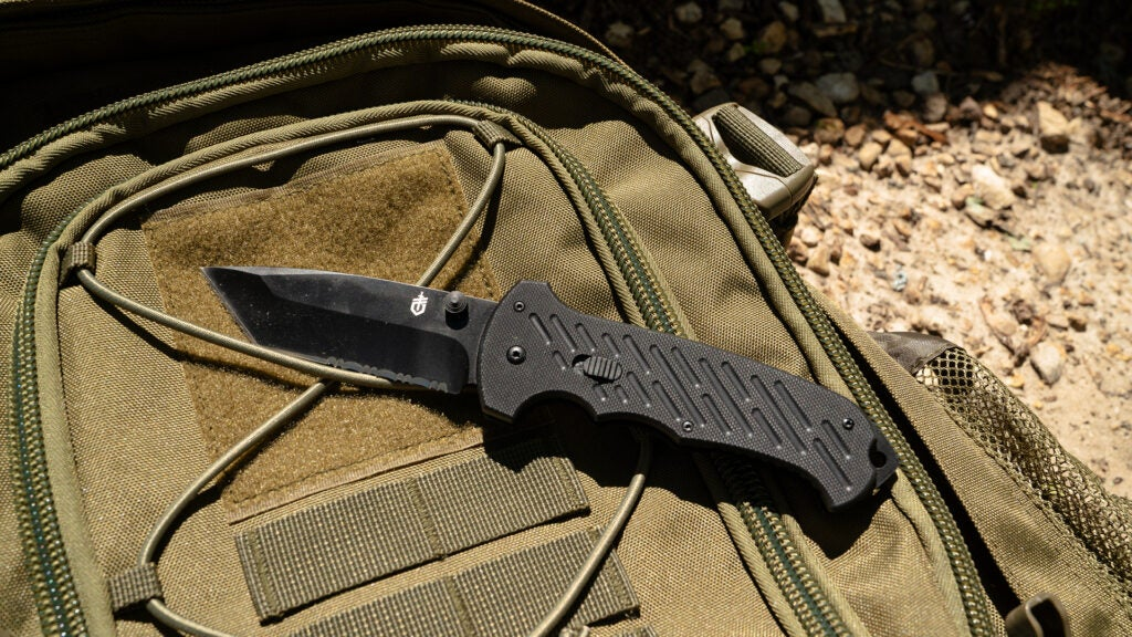 Review: the Gerber 06 FAST is the unofficial knife of Operation Enduring Freedom