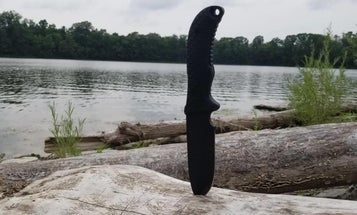 Review: the Schrade Frontier is a knife to tame the wilderness