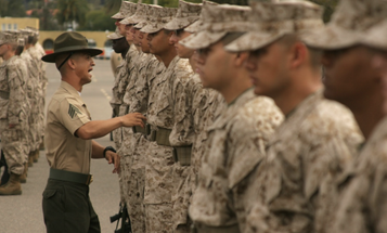 What is the dumbest uniform regulation in the US military?