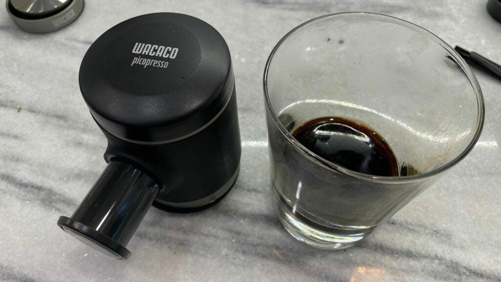 Wacaco Coffee Press