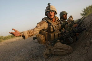 I fought in Afghanistan. Those who served there always feared it would fall apart