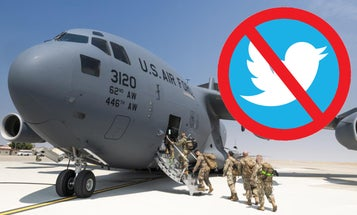 Air Force issues social media gag to Afghan airlift crews