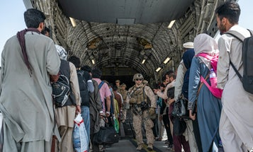 Here's where evacuees are going after leaving Afghanistan