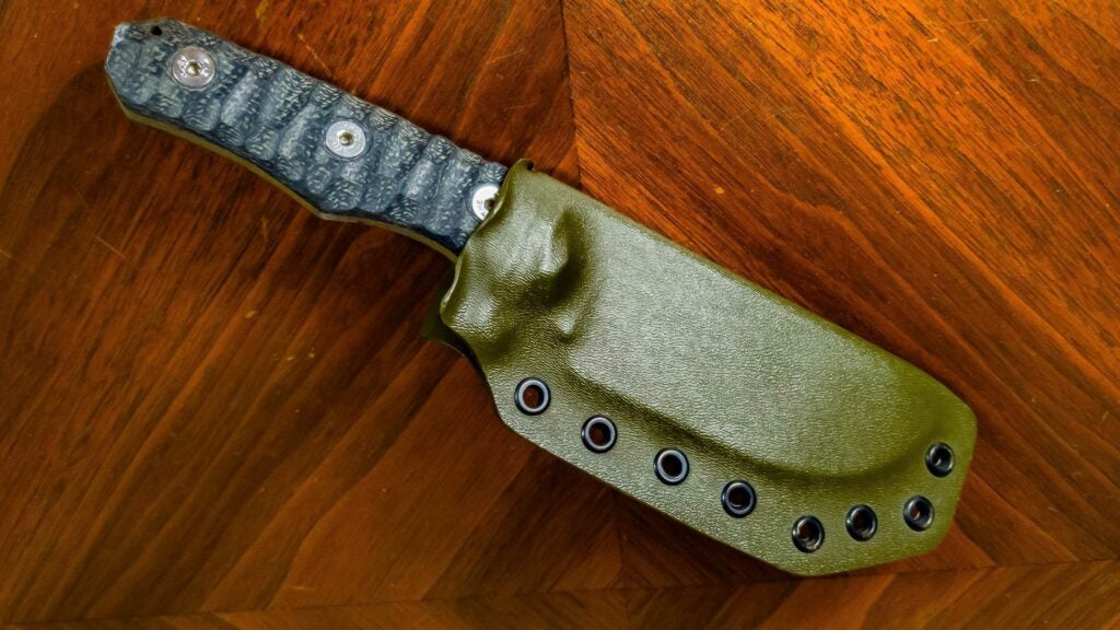 Review: the Wander Tactical Lynx is a thoroughbred knife tested in the Alps of Italy