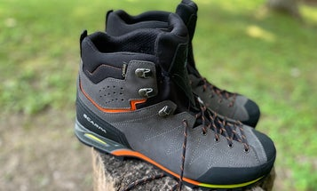 Review: the SCARPA Zodiac Plus GTX hiking boots are mountain specialists