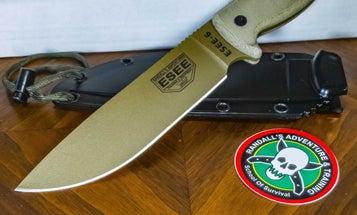 Review: the Esee 6P is an affordable way into survival knives