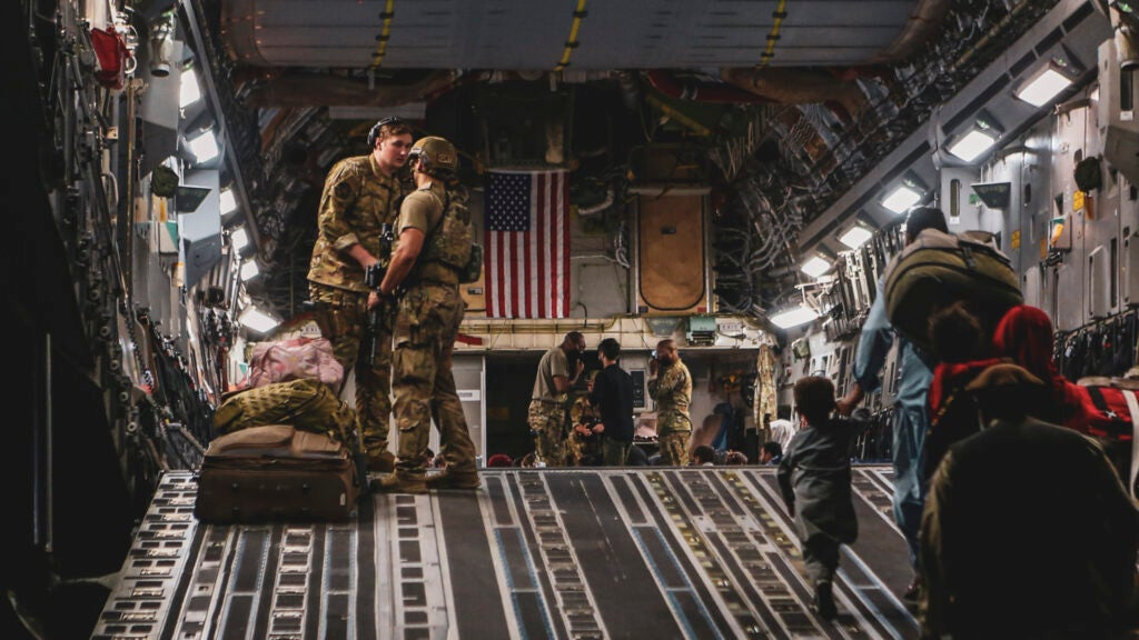 Why a 2-star general was the last American service member to leave Afghanistan