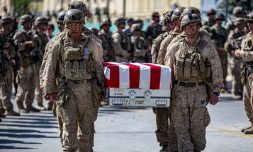 The American service members killed in Kabul helped rescue 30,000 people