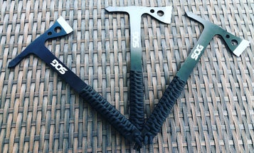 Review: the SOG Throwing Hawk is the lightest, sleekest throwing ax you'll ever own