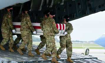 The special ops soldier who died in Kabul would have deployed even if he'd known the outcome, wife says