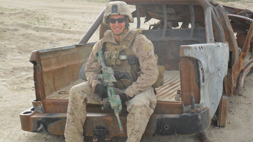 Marine officer says he's resigning his commission to 'bring the system down' over Afghanistan withdrawal
