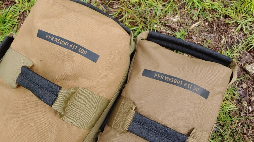 5.11 Tactical PT-R Weight Kits