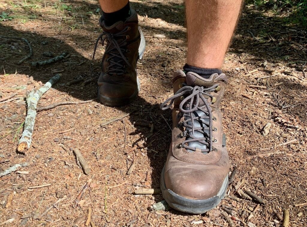 Review: the Timberland White Ledge Mid Waterproof hiking boots are for ballers on a budget